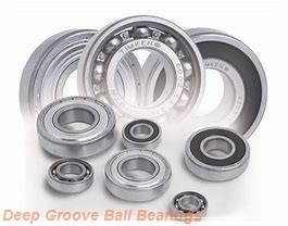 7,938 mm x 12,7 mm x 3,967 mm  7,938 mm x 12,7 mm x 3,967 mm  ISO FR1810 deep groove ball bearings