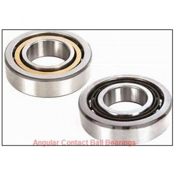 45 mm x 85 mm x 19 mm  45 mm x 85 mm x 19 mm  ZEN S7209B angular contact ball bearings