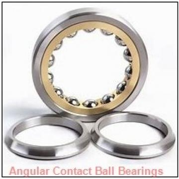 55 mm x 100 mm x 21 mm  55 mm x 100 mm x 21 mm  SKF S7211 ACD/HCP4A angular contact ball bearings