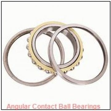 95 mm x 200 mm x 45 mm  95 mm x 200 mm x 45 mm  ISB 7319 B angular contact ball bearings