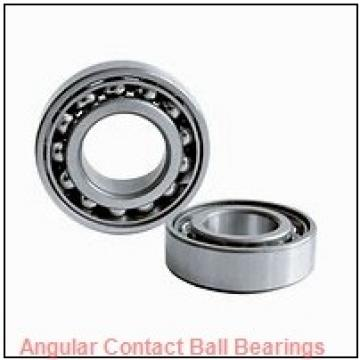 35 mm x 72 mm x 17 mm  35 mm x 72 mm x 17 mm  SKF S7207 CD/HCP4A angular contact ball bearings