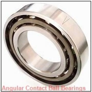 45 mm x 85 mm x 19 mm  45 mm x 85 mm x 19 mm  NACHI 7209CDF angular contact ball bearings