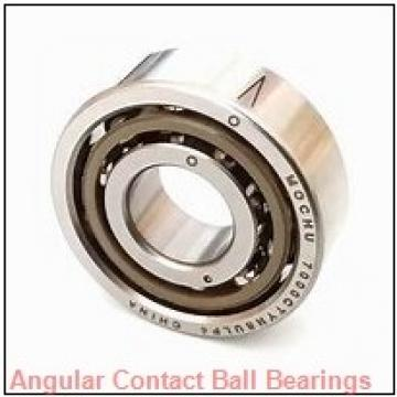 40 mm x 74 mm x 42 mm  40 mm x 74 mm x 42 mm  NSK 40BWD12 angular contact ball bearings