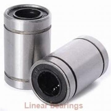 40 mm x 60 mm x 60,5 mm  40 mm x 60 mm x 60,5 mm  Samick LM40 linear bearings
