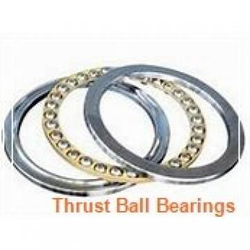 85 mm x 150 mm x 28 mm  85 mm x 150 mm x 28 mm  SKF NJ 217 ECJ thrust ball bearings
