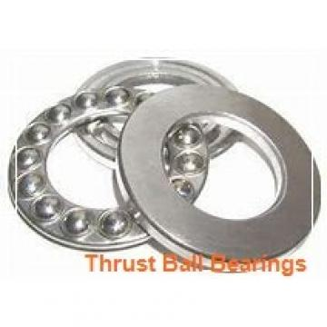 NACHI 75TAD20 thrust ball bearings