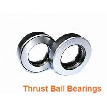 85 mm x 130 mm x 13,5 mm  85 mm x 130 mm x 13,5 mm  KOYO 234417B thrust ball bearings
