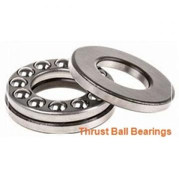 50 mm x 110 mm x 27 mm  50 mm x 110 mm x 27 mm  SKF NUP 310 ECM thrust ball bearings