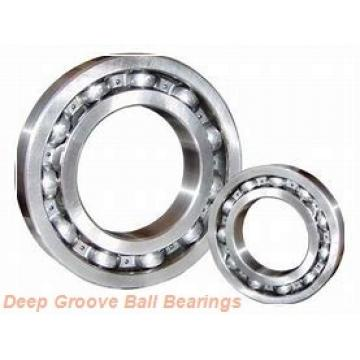30 mm x 62 mm x 16 mm  30 mm x 62 mm x 16 mm  SKF 6206-RZ deep groove ball bearings