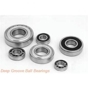 35 mm x 55 mm x 10 mm  35 mm x 55 mm x 10 mm  SKF W 61907-2RS1 deep groove ball bearings