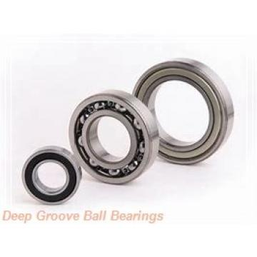 Toyana 6207-2RS deep groove ball bearings